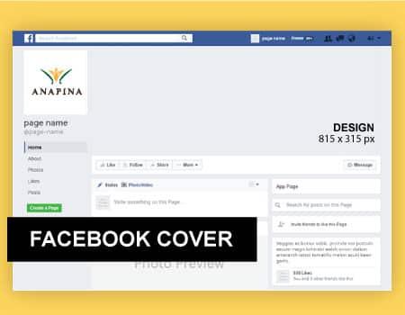ออกแบบปกเฟสบุ๊ค